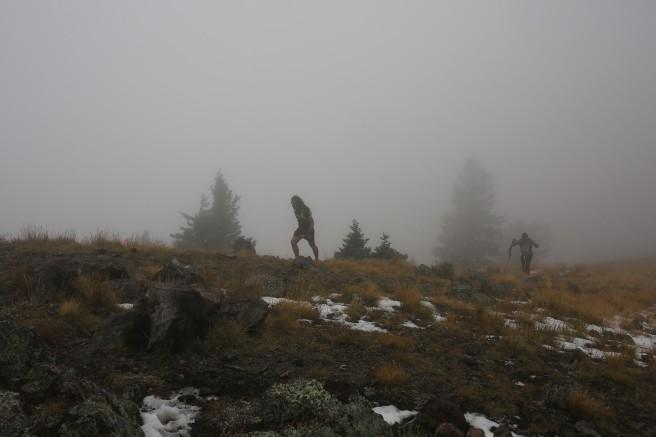 MtTaylor climb